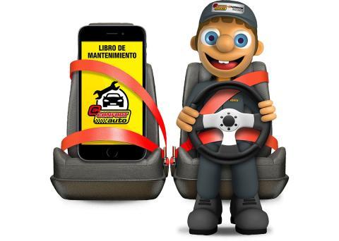 app Confortauto mantenimiento del coche