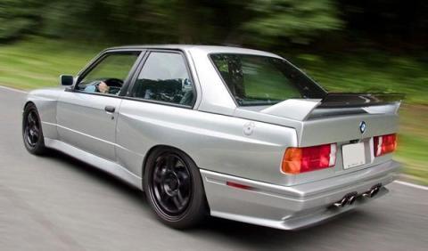 BMW M3 E30 motor V10