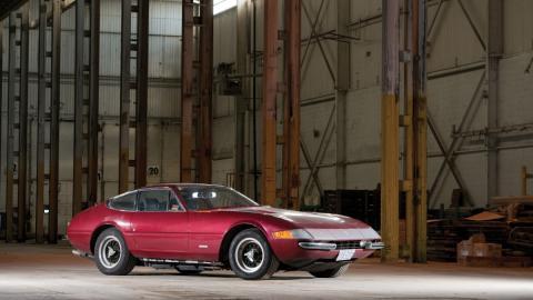 Así de feo sería el nuevo Ferrari Daytona
