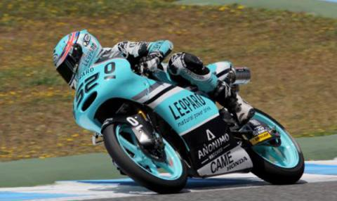 Libres 1 Moto3 GP de Francia 2015: Kent manda de nuevo