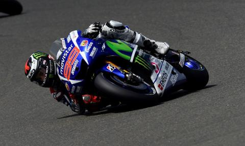 Carrera MotoGP GP de Francia 2015: Lorenzo se crece