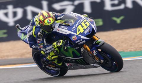 """Rossi: """"Llegamos tarde, pero llegamos"""""""