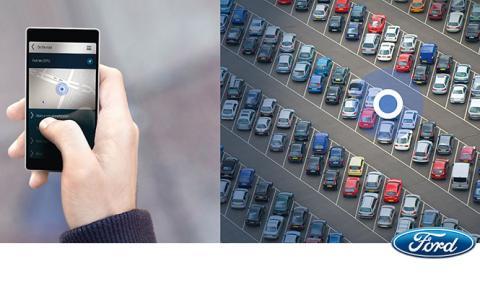 Servicio de localización del coche aparcado por GPS