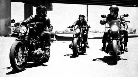 ¿Tienes una Harley customizada? Harley-Davidson te busca