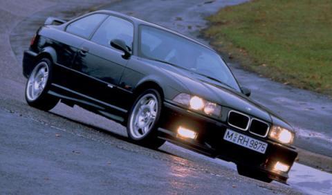 A subasta un BMW M3 E36 que probó Top Gear