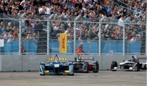 Fórmula E público