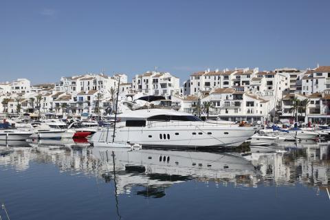 Puerto Marbella Puerto Banús