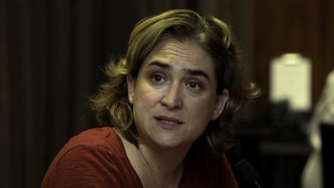Ada Colau no garantiza el GP de Cataluña de MotoGP