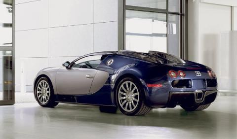 El nuevo Bugatti Veyron podría ser un híbrido de 1.500 CV