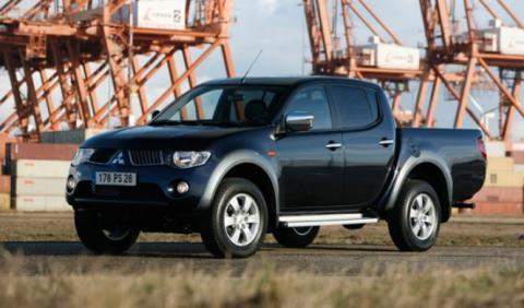 Fiat y Mitsubishi ya desarrollan su 'pick-up' conjunta