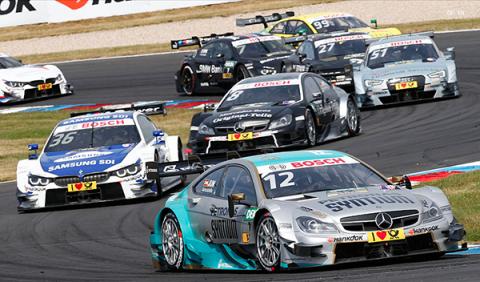DTM 2015, Lausitzring, Daniel Juncadella, Mercedes