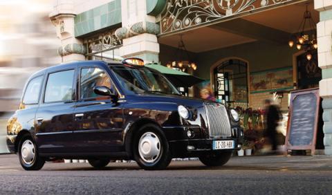 ¿Qué comparte el Ford GT con el nuevo taxi de Londres?