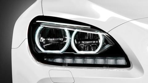 BMW 640i M Performance Edition faro