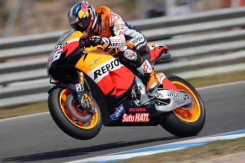MotoGP Cataluña: Pedrosa y Honda, a trabajar duro.
