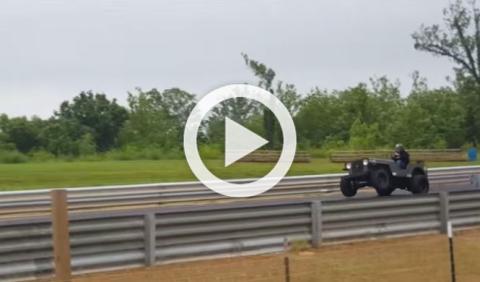 Así se desboca este Jeep de 1.000 CV