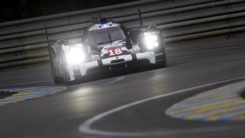 24 Horas de Le Mans 2015: Porsche, pole y triplete