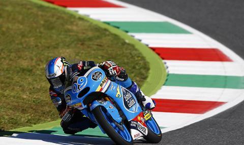 Libres 1 Moto3 GP de Catalunya 2015: Navarro manda