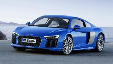 Audi R8 V10 Plus, ¡qué bien te sienta el azul!