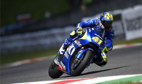 Libres 2 MotoGP GP de Catalunya 2015: Espargaró domina