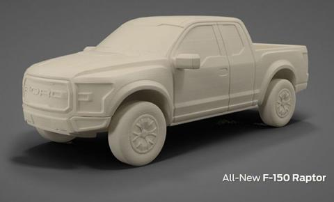 Ford 3D Store, la nueva tienda de impresión en 3D