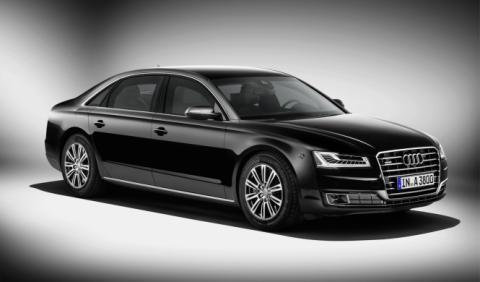 Joan Ribó venderá el Audi A8 blindado de Rita Barberá