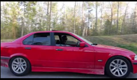 El BMW que se transforma