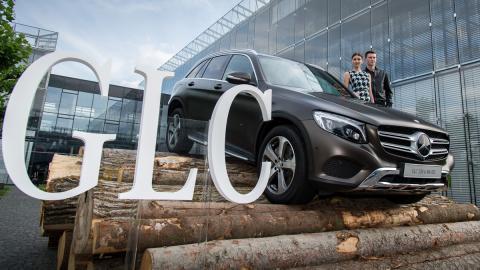 Presentación Mercedes GLC sede hugo boss