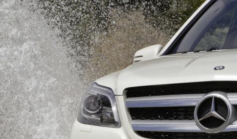 Mercedes prepara un rival para el Audi allroad