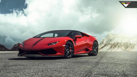 Lamborghini Huracán Vorsteiner Verona