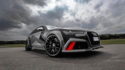 Audi RS6 Avant Schimdt Revolution contrapicado