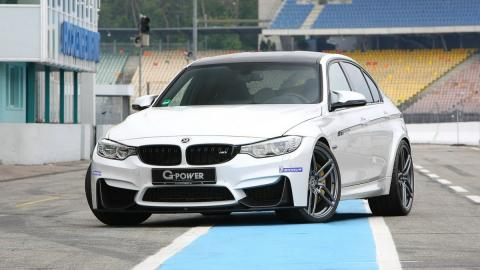 BMW M3 G-Power