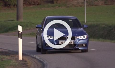 ¿Es el BMW 320d el coche perfecto para Chris Harris?