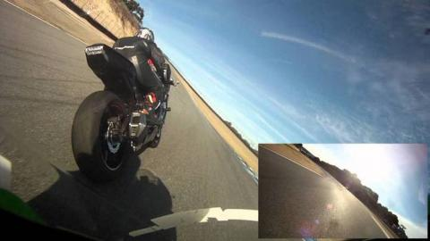 Vídeo: Kawasaki Ninja 250R humillando a Superbikes