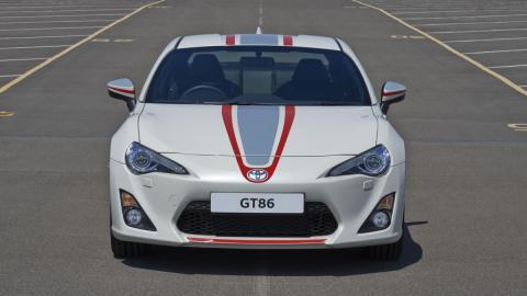 Toyota GT86 Blanco