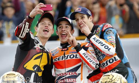 MotoGP 2015: El 'Rufea Team', en horas bajas