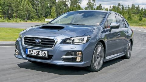 Subaru Levorg dinámica