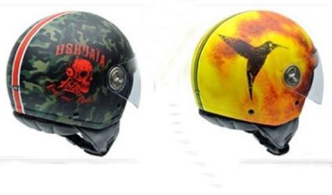 Gráficas Ushuaïa Ibiza para cascos NZI