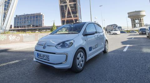Cinco razones para comprar un VW e-up!