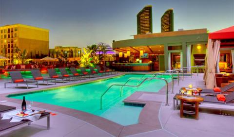 Hotel Solamar en San Diego