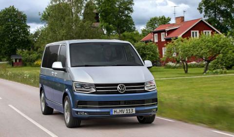 Prueba Volkswagen T6 2015: evoluciona para ser igual