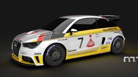 MTM Audi A1 Quattro Group B