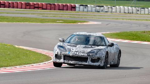 Los ambiciosos planes de Lotus para 2016