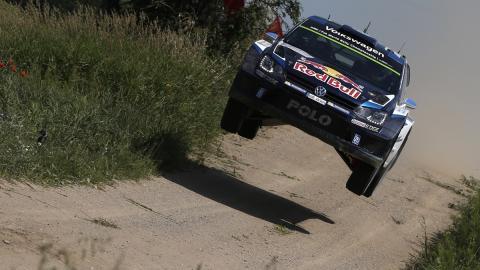WRC 2015, Rally de Polonia: quinta victoria de Ogier