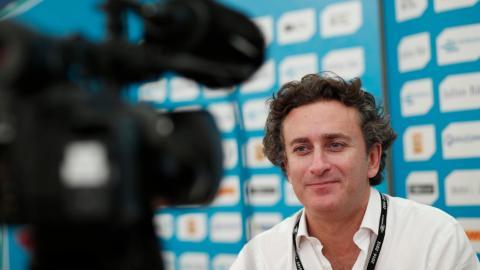 """Entrevista a Agag, CEO Fórmula E: """"La ciudad es la clave"""""""