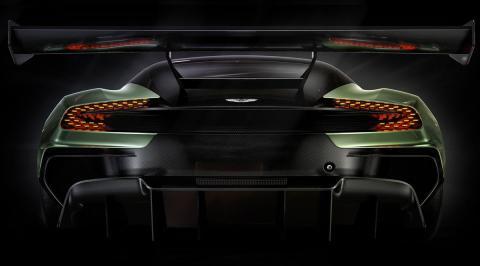Red Bull, de la mano de Aston Martin para su hiperdeportivo