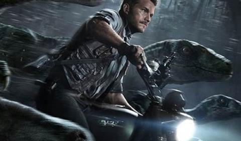 Una Triumph Scrambler protagonista en Jurassic World