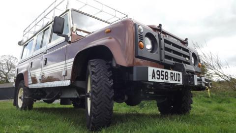 Subasta Land Rover Defender