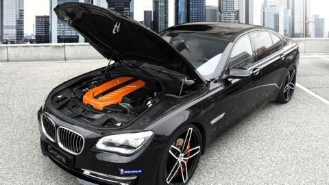 BMW 760i G-Power