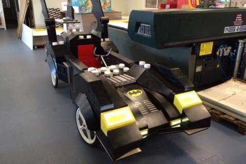 Batmovil Lego