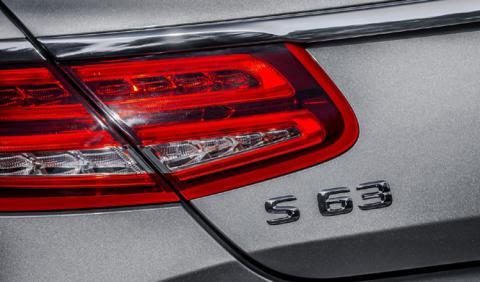 ¿Cuánto pagarías por este S63 AMG Coupé accidentado?